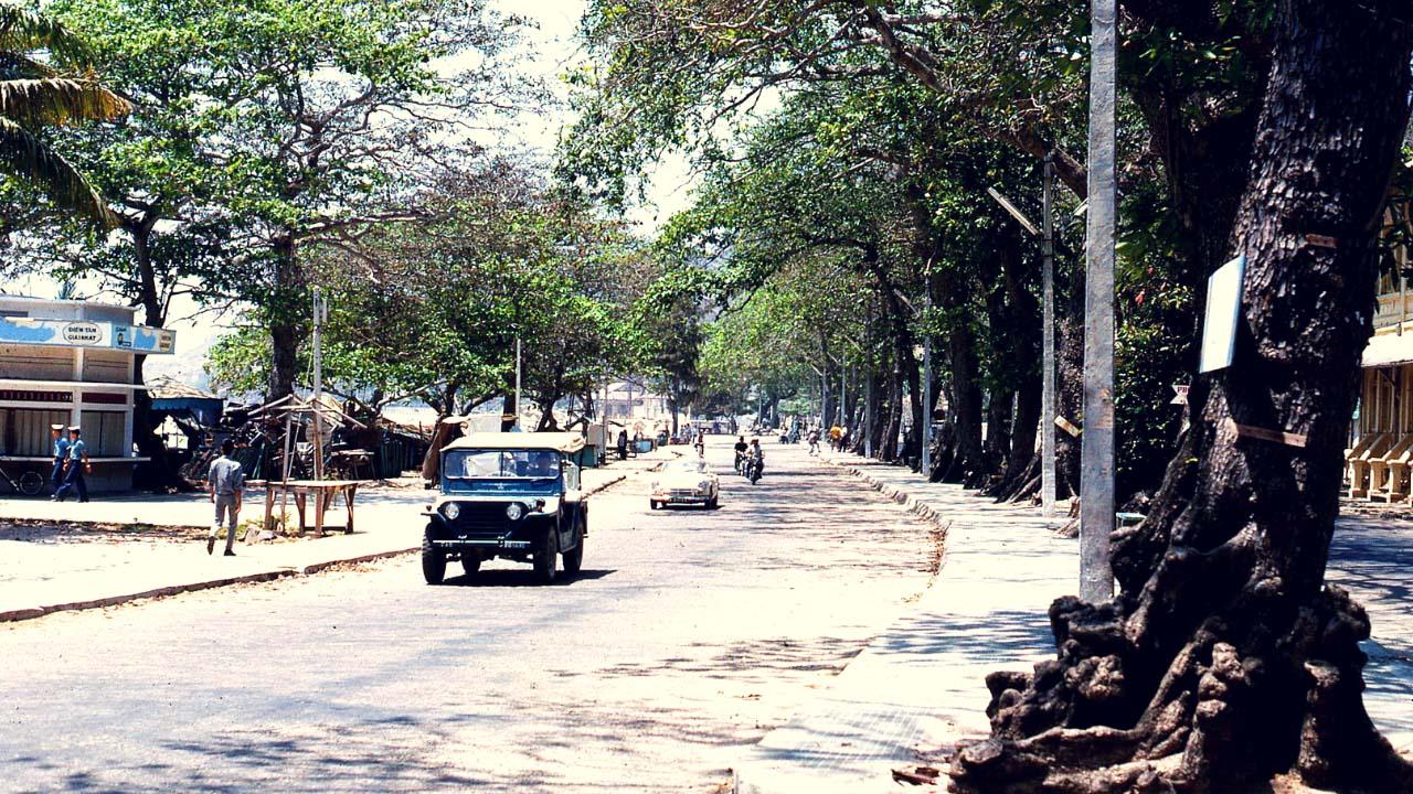 Đường Quang Trung - con đường lãng mạn nhất thành phố Vũng Tàu