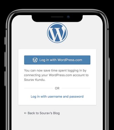 Đăng nhập bằng WordPress.com