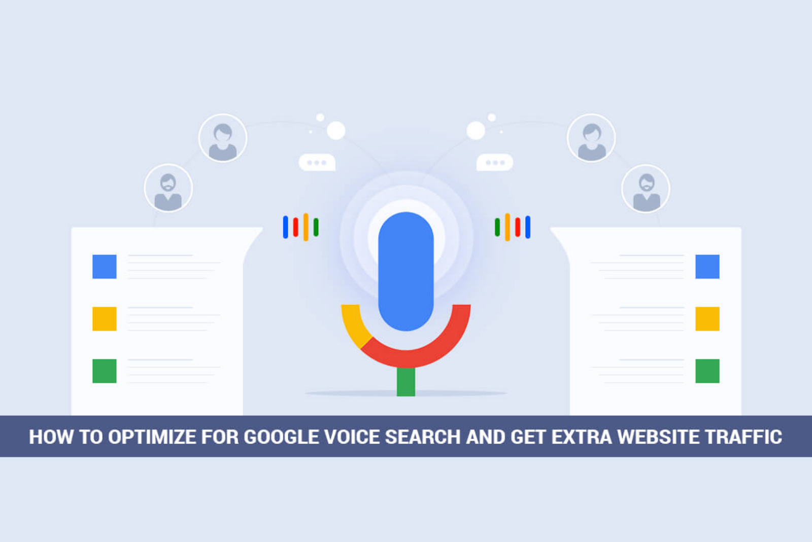 Voice search optimization for SEO