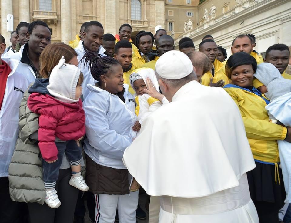 Tiếp kiến chung và Giáo lý của Đức Thánh Cha