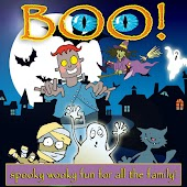Boo! (Spooky Wooky Fun for All the Family!)